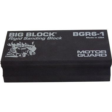 "Motor Guard Rigid Sanding Block - 5-1/2""L"