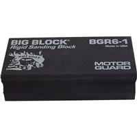 "Motor Guard Rigid Sanding Block - 5-1/2""L"