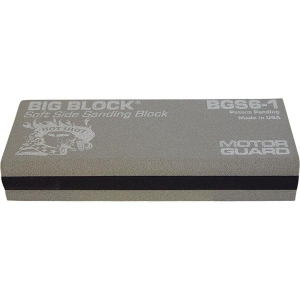 Motor Guard Big-Block® Soft Side Sanding Block