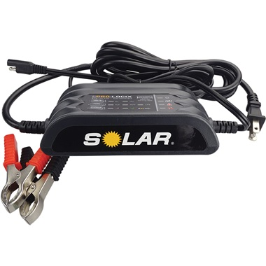 Clore Heavy-Duty Battery Charger/Maintainer
