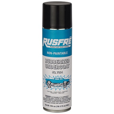 RUSFRE Rubberized Undercoating