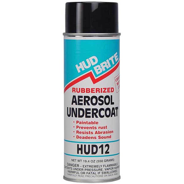 Hud Brite Premium Paintable Rubberized Undercoat
