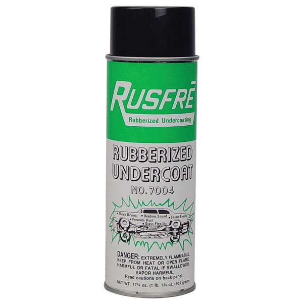 RUSFRE Rubberized Undercoating