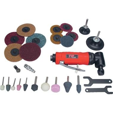 TP Tools® ProLine Air Die Grinder Kit
