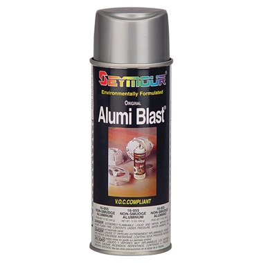 SEYMOUR® Alumi Blast Restoration Paint, 12 oz