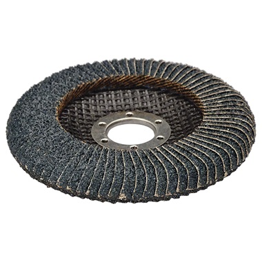 "Core 4-1/2"" Curved Flap Disc Wheel"