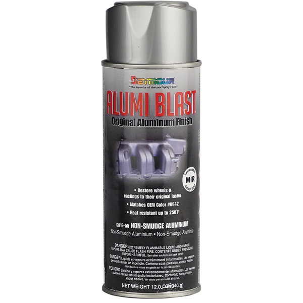 SEYMOUR® Alumi Blast Restoration Paint, 12 oz