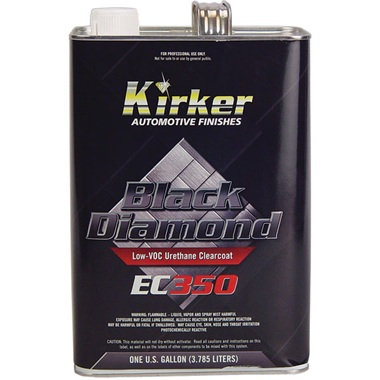 Kirker Black Diamond Low-VOC Urethane Clearcoat