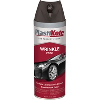 PlastiKote Black Wrinkle Paint