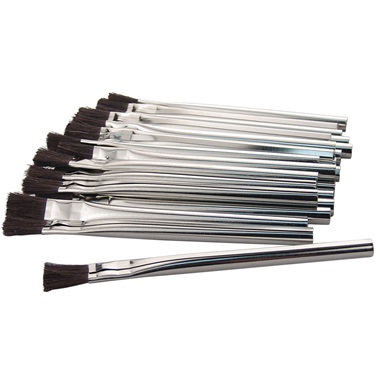 "24-Pack Acid Brushes - 5/8"" Wide"