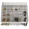 90-Pc Brake Bleeder Screw Assortment