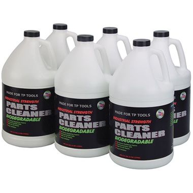 TP Tools® Industrial-Strength Parts Cleaner - 6 Pk