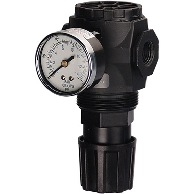 "1/2"" Inline/Modular Air Regulator"