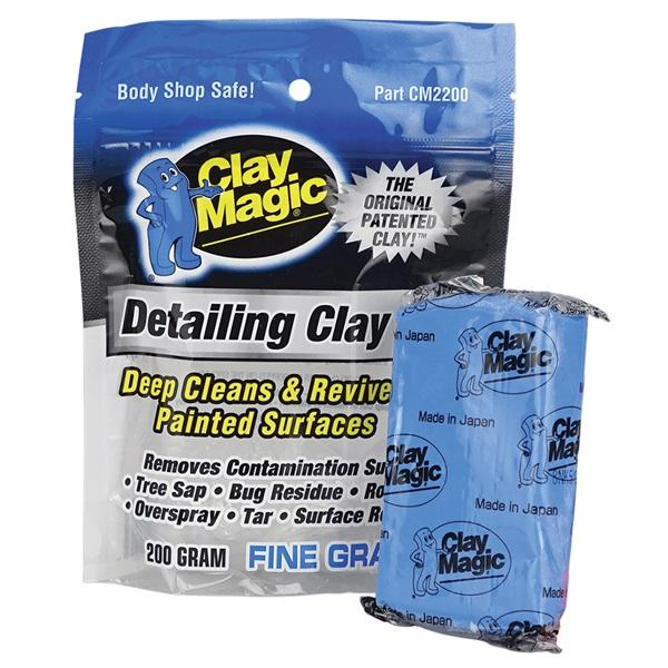 Clay Magic® Clay Bar - Fine (Blue)