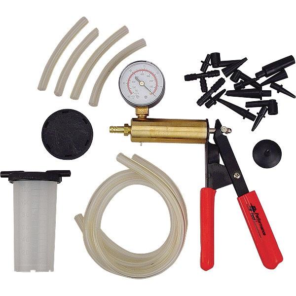 Vacuum Pump/Brake Bleeding Kit