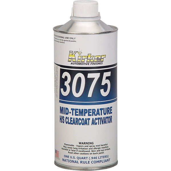 Mid-Temperature (Medium) High-Solids Clearcoat Activator