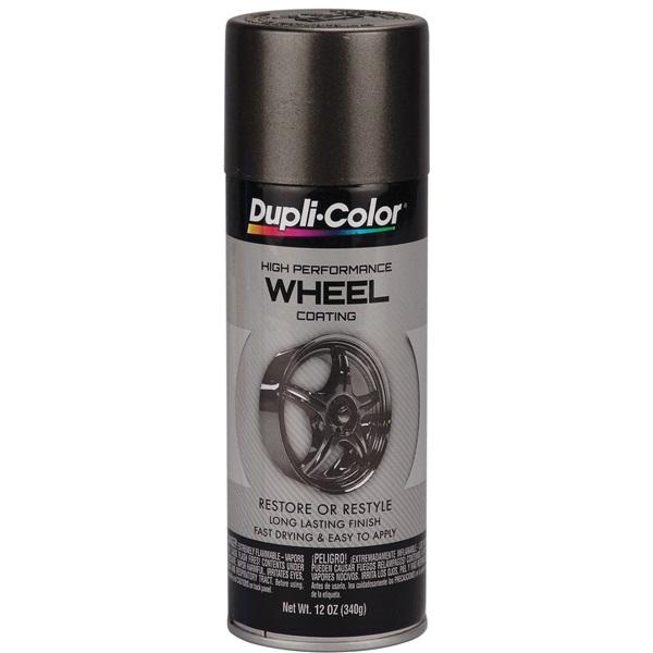 Dupli-Color® Wheel Paint - Graphite, 12 oz