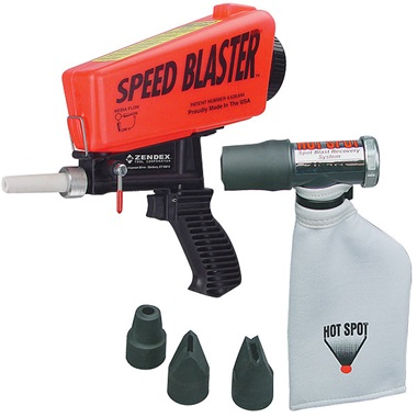 "Speed Blaster & ""Hot Spot"" Spot Blaster Kit"