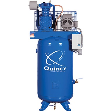 Quincy 7.5HP 2-Stage 80-Gal Air Compressor