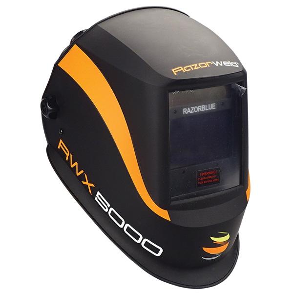 Razorweld™ RWX5000 Premium Auto-Darkening Welding Helmet