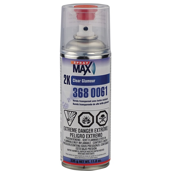 SprayMax® 2K Clear Glamour, 11.8 oz