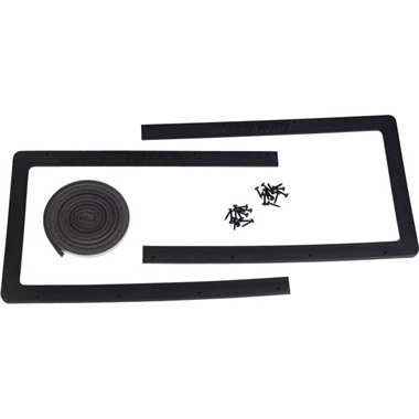 "Extra-Large 12"" x 45"" Cabinet Lens Frame"