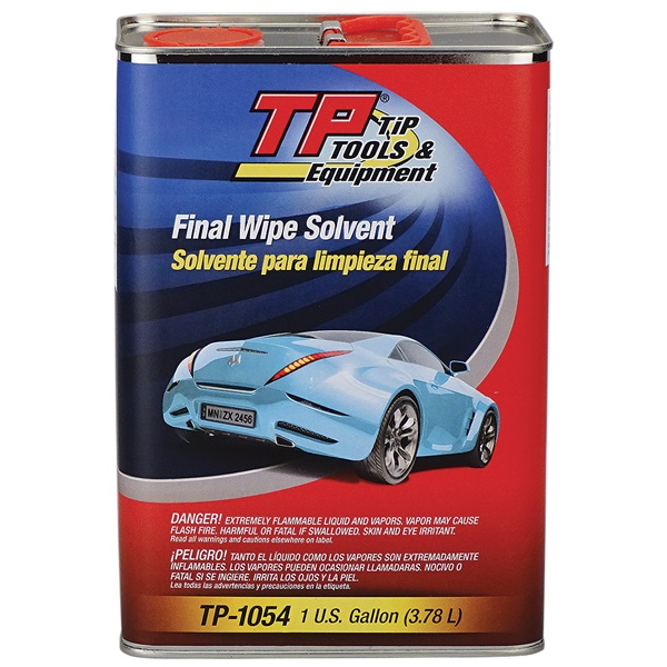 TP Tools® Final Wipe Solvent, Gallon