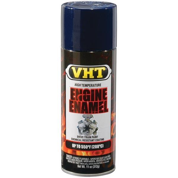 VHT® 550°F Engine Enamel - Ford Dark Blue, 11 oz