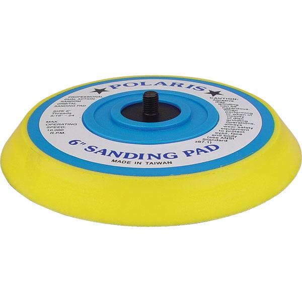 "6"" Dia D.A. Sander Vinyl-Faced Backing Pad"
