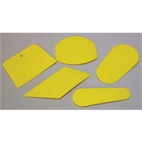 5-Pc Radius Auto Body Spreader Kit
