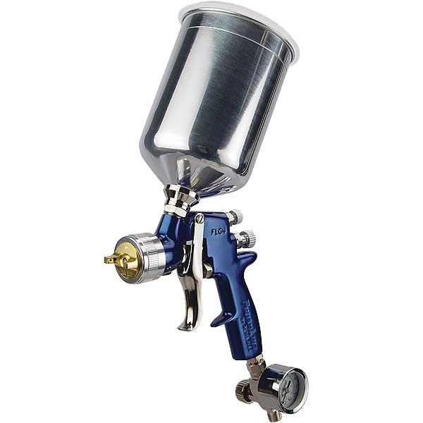 Paint Spray Gun Kit Part - 30: DeVILBISS® Finishline® FLG-4 HVLP Finish Gun Kit