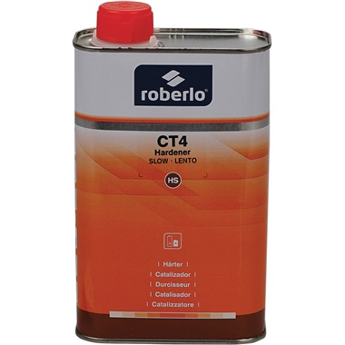 Roberlo® Slow Clearcoat Hardener, Liter