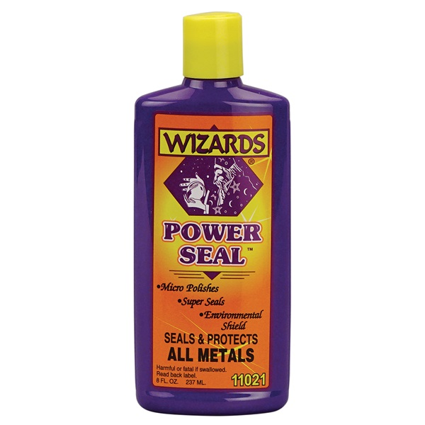 Wizards® Metal Power Seal™