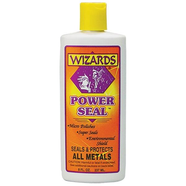 Wizards® Metal Power Seal™