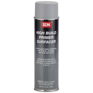 SEM® High-Build Primer Surfacer, Gray