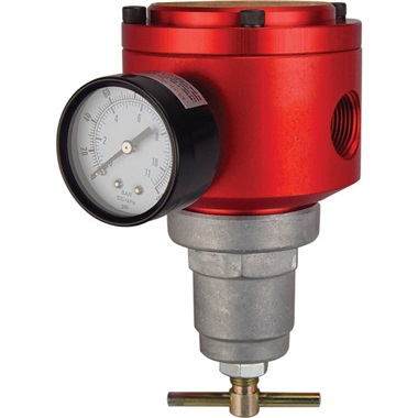 "RTI 1"" NPT Industrial High-Flow Mainline Air Regulator"