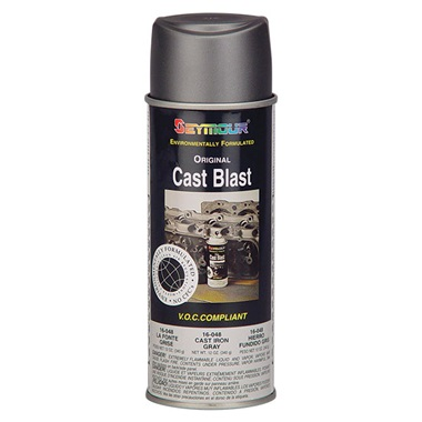SEYMOUR® Cast Blast Restoration Paint, 12 oz