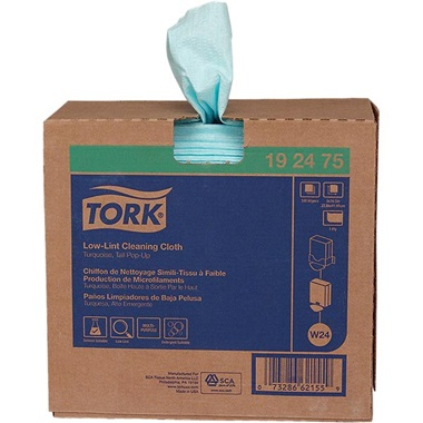 Tork® Low-Lint Cleaning Cloths