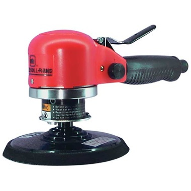 "Ingersoll-Rand 6"" Dual-Action Air Sander"