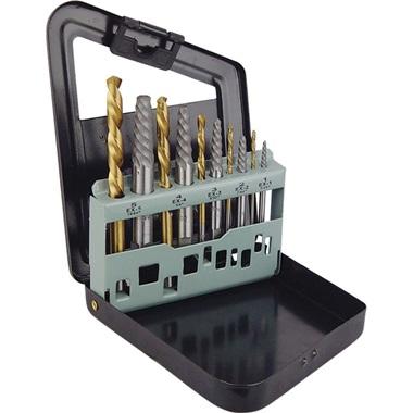Titan™ 10-Pc Screw Extractor Set