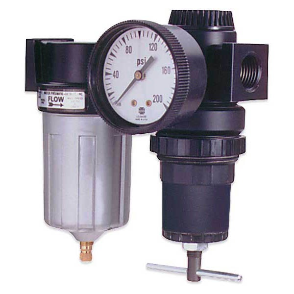 1/2'' Standard Regulator-Separator Combo