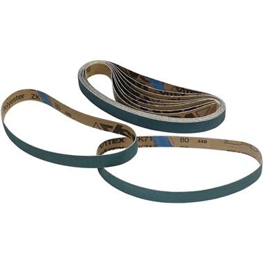 "80 Grit Sanding Belt - 13/16"" x 20-1/2"""