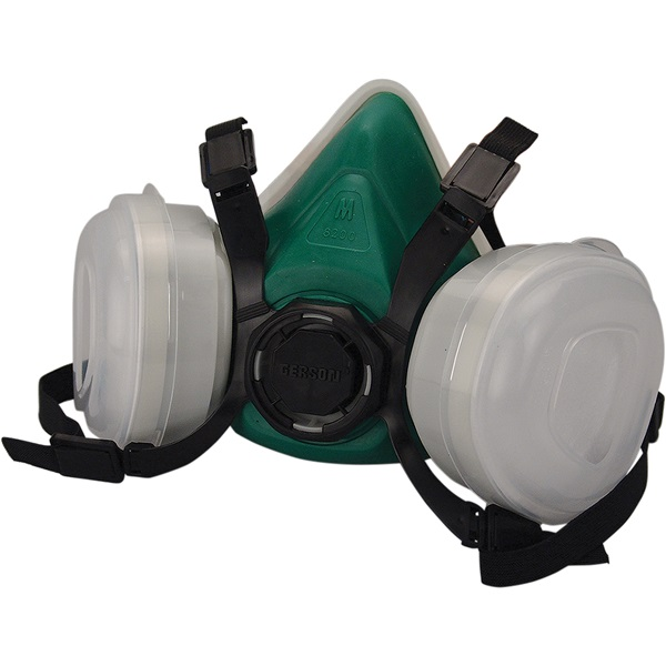 Gerson 174 Signature One Step Paint Respirator Med Tp