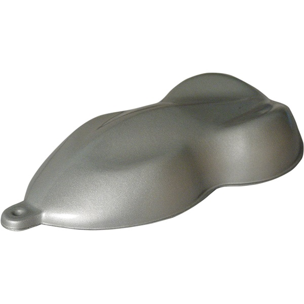 Kirker ULTRA-GLO Single-Stage Urethane Topcoat - Bright Silver Metallic, .75 Gal