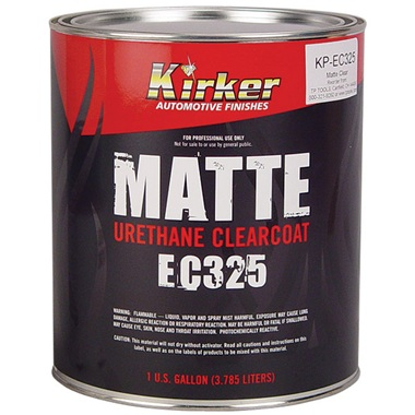 Kirker Low-Gloss Matte Urethane Clear