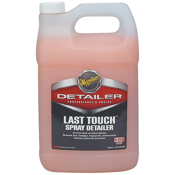 Meguiar's® Last-Touch Spray Detailer