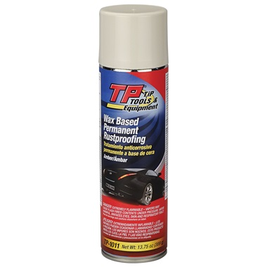 TP Tools® Wax-Based Permanent Rustproofing Coating - 13.75 oz Spray