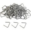Medium Hog Rings, 100 pack