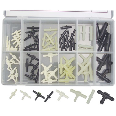 83 Pc Nylon Connectors