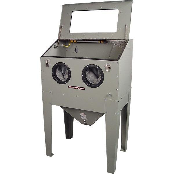HOBBY PRO HP-75 Top-Load Abrasive Blast Cabinet